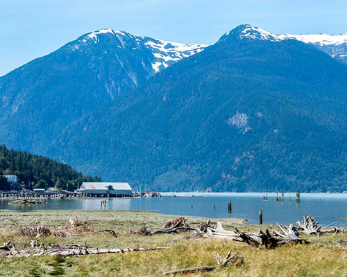 Sensory Integration Therapy in Bella Coola, British Columbia, Canada